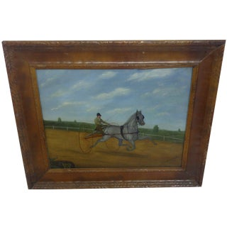 Horse Racing by H.P. McCullough