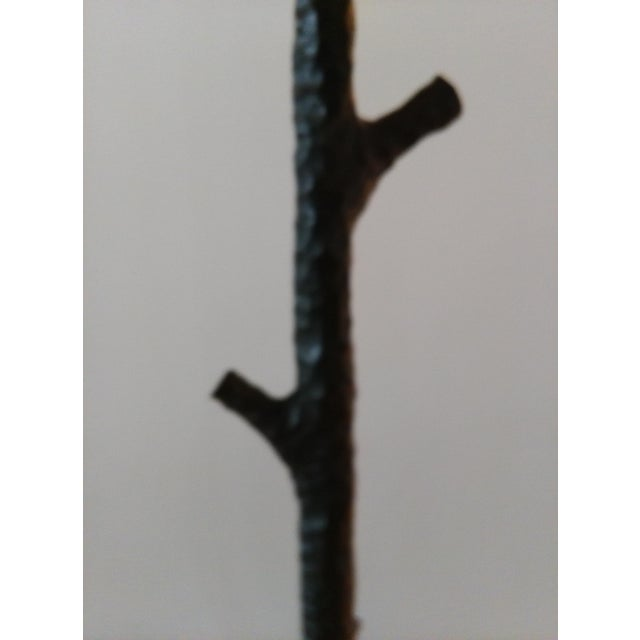 Baker Furniture Company Twig Floor Lamp - Image 3 of 5
