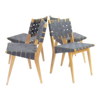 Jens Risom for Knoll Side Chair - Set of 4