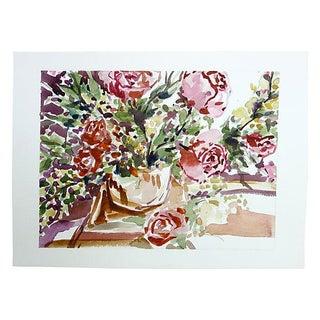 Rose Bouquet by Barbara Winkler