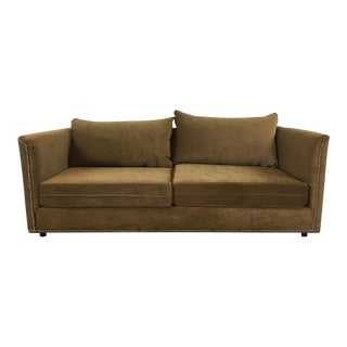 Mid-Century Modern Style Two-Cushion Sofa