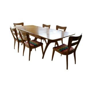 Heywood-Wakefield Mid-Century Wishbone Dining Set