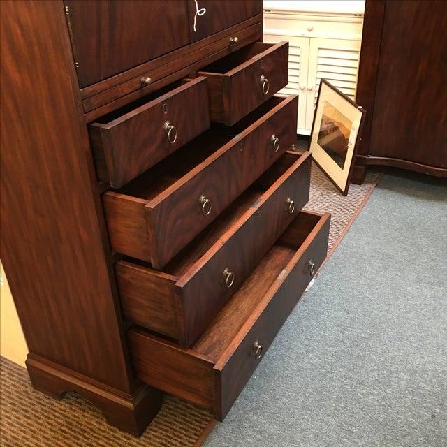 Locking English Storage & Display Cabinet - Image 4 of 10