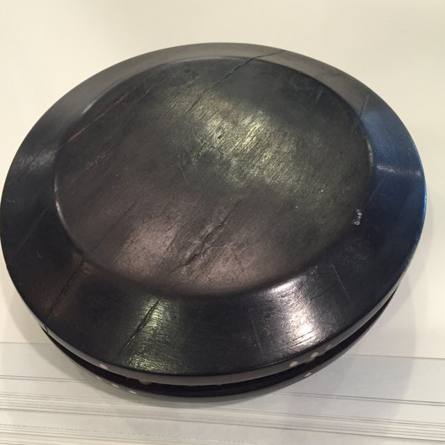 Image of Old Quill Round Box