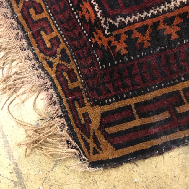 "Wool Pile Hand Knotted Pakistan Rug - 2'10"" X 4'9"""