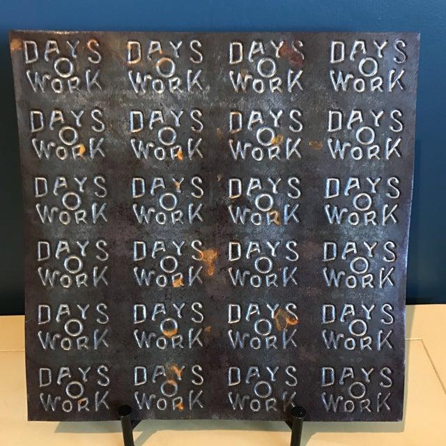 """""""Days O Work"""" Tobacco Tin Sheet - Image 4 of 6"""