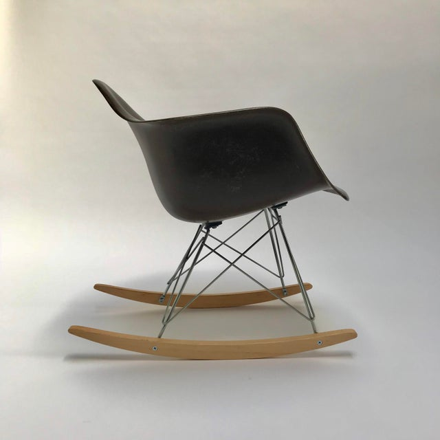 Vintage Eames Rocking Chair - Image 3 of 11