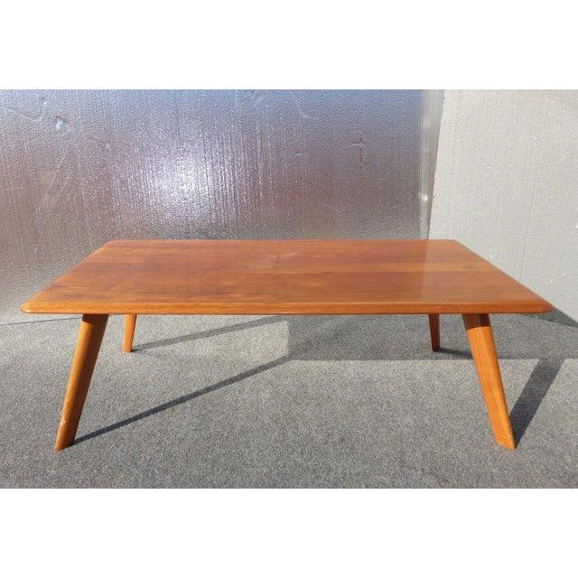 Bissman Mid-Century Modern Coffee Table