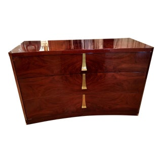 Mid-Century Modern Art Deco Chest of Drawers