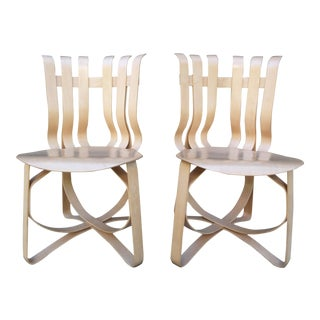 Gehry for Knoll Hat Trick Chairs - A Pair