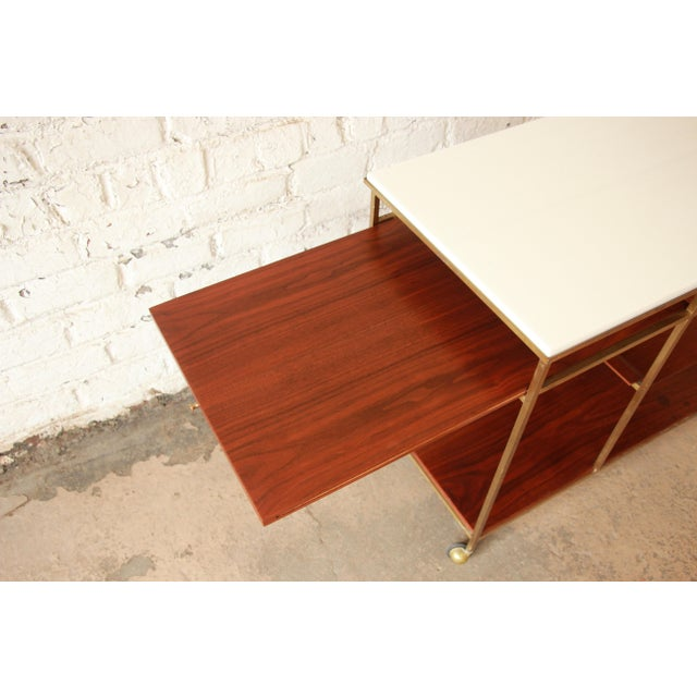 Paul McCobb for Calvin Irwin Collection Bar Cart - Image 7 of 11