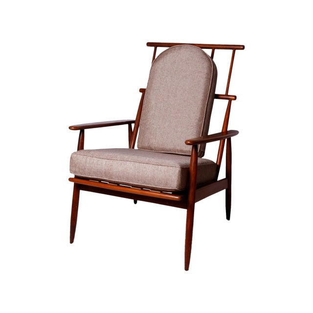 Image of Danish Modern Arm Chair