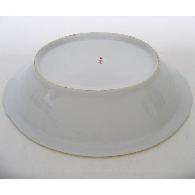 Japanese Porcelain Serving Bowl - Image 6 of 7
