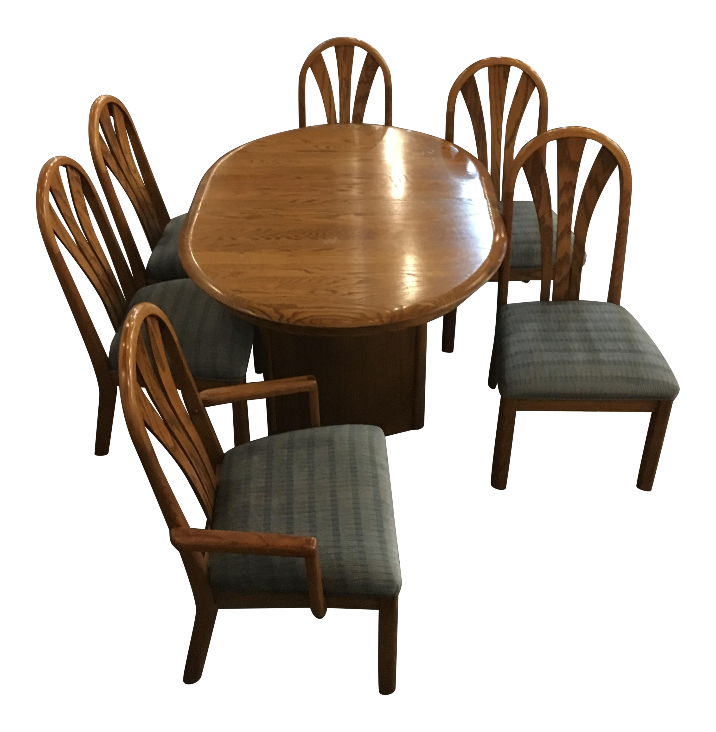 Kallen And Wamboldt Dining Room Table U0026 Chairs   Set ...