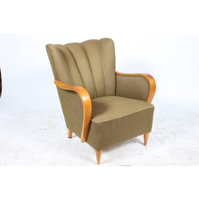 Vintage Karl Andersson Style Armchair - Image 4 of 6