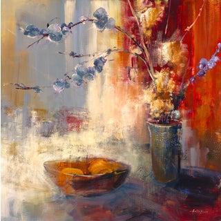 "Simon Addyman ""Still Life II"" Painting"