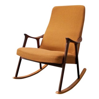 Kofod Larsen Rocking Chair