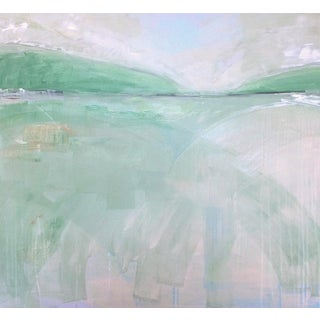 'Yonder' Original Abstract Painting by Linnea Heide