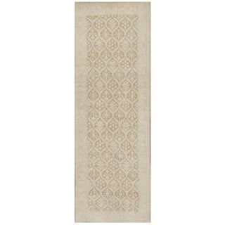 """Pasargad N Y Hand-Knotted Farahan Area Rug - 6'4"""" X 18'3"""""""