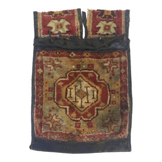 Turkish Wool Saddlebag