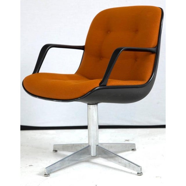 Vintage Steelcase Side Chair - Image 3 of 6