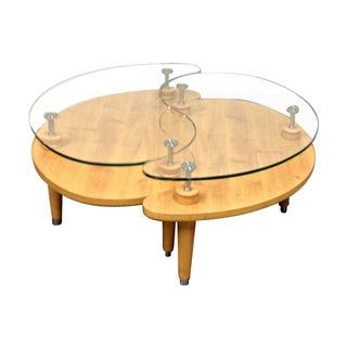 Ying Yang Tables - A Set
