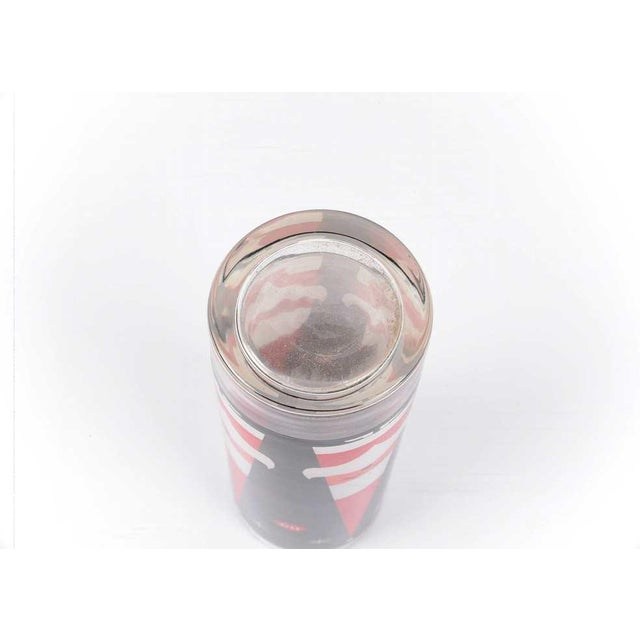 Holt Howard MCM Dairy Queen Christmas Glasses- S/6 - Image 5 of 5