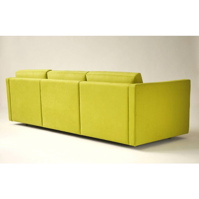 Charles Pfister Three-Seat Sofa for Knoll - Image 3 of 6