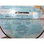 Image of Vintage Globemaster Legend World Globe