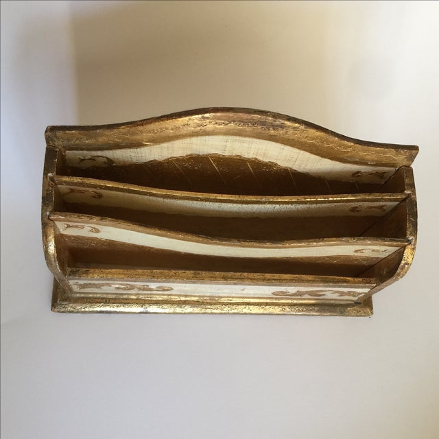 Florentine Letter Box - Image 3 of 11