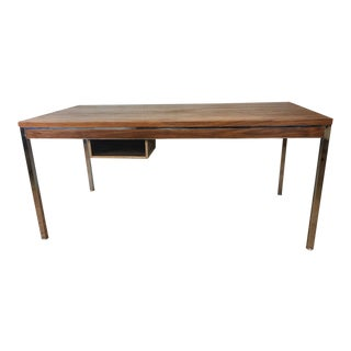 Florence Knoll Style Desk