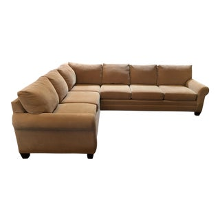 Basset Two-Piece Sectional Sofa