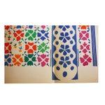 Image of 1954 Henri Matisse Decoration Fruits Original Lithograph