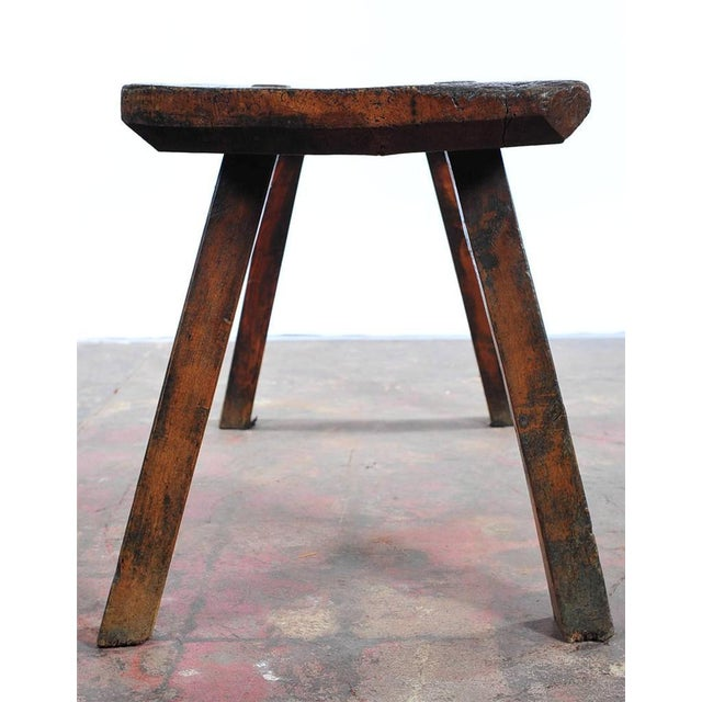 18th Century Antique French Rustic Farm Table - Image 8 of 11