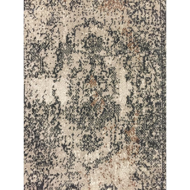 "Grey Multi-Hued Rug (4 Available) - 2' X 7'6"" - Image 5 of 5"