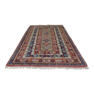 Ori̇ental Turki̇sh Wool Rug - 6′3″ × 10′