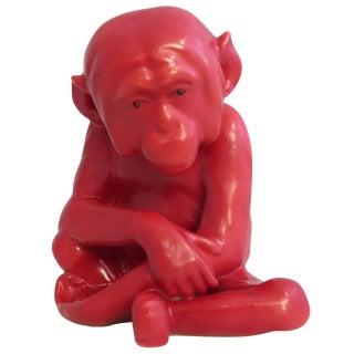 1920's Porcelain Monkey