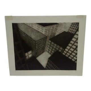 "Michael DI Culp ""Stonehinge White"" Limited Edition Print"