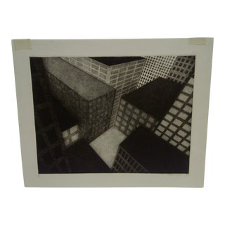 "Michael DI Culp ""Stonehinge White"" Limited Edition Print"