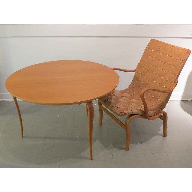 Bruno Mathsson Vintage Annika Occasional Table - Image 8 of 8
