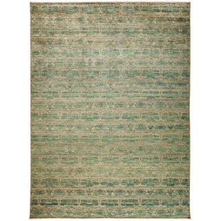 """Suzani Hand Knotted Area Rug - 10'0"""" X 13'5"""""""