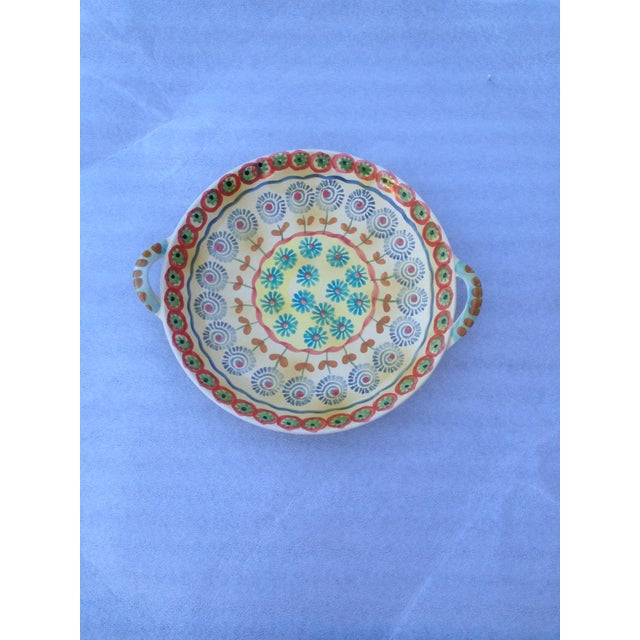 Hand Painted Italian Serving Platter - Image 2 of 7