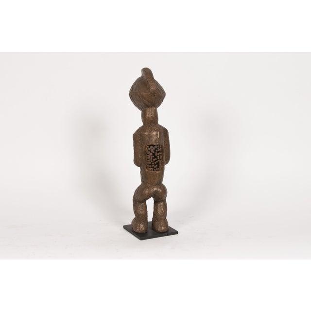African Figure on Custom Base - Image 3 of 3