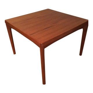 Mid-Century Modern Danish Teak Table