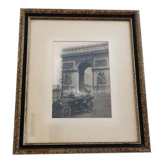 1918 l'Arc De Triomphe Photograph