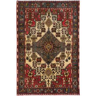 "Vintage Persian Koliai Rug - 4'5"" x 6'8"""