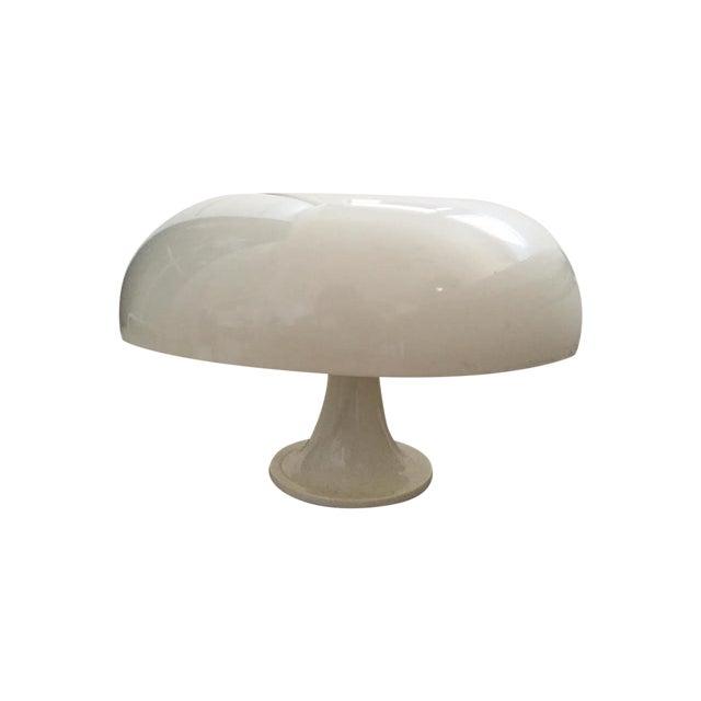 1980s original artemide nesso lamp chairish. Black Bedroom Furniture Sets. Home Design Ideas