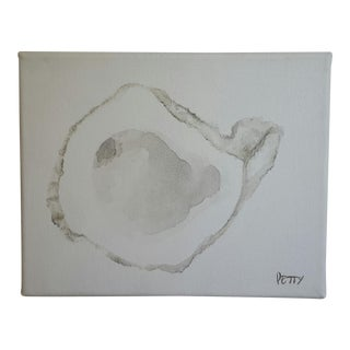 Oyster 2 Acrylic Painting