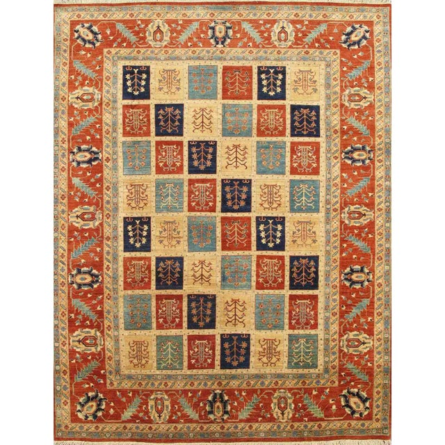 Image of Sultanabad Collection Traditional Rug - 8'x10'