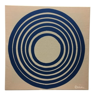 "Erin Flett ""Sun"" Silk Screen Print"